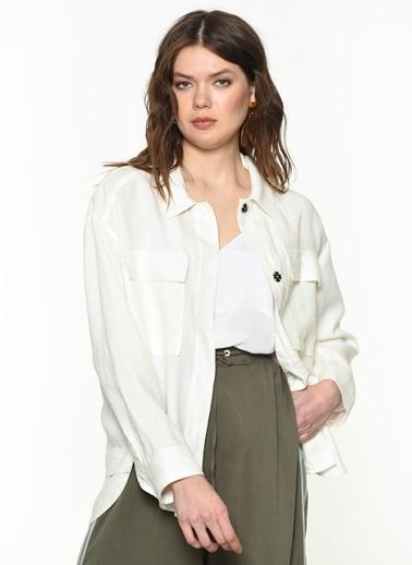 Si Design Ceket Beyaz